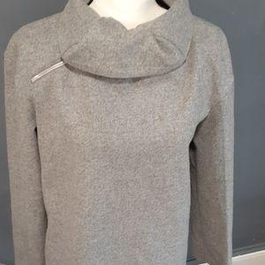 Celine gray lambswool sweater sz 40